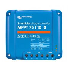 Smart Solar MPPT 10A 75V input 12/24V Output