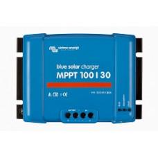 Blue Solar MPPT 30A charge controller 100V input 12/24V Output