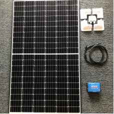 DIY Solar Kit 300 watt solar panel with Smart 30A MPPT charger
