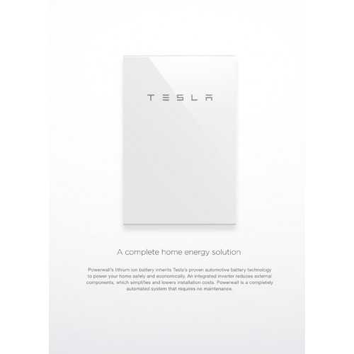 Lovelace Electrical | Powerwall 2 Battery Storage system