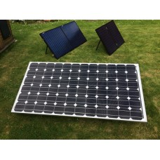 Solar Panel 250 watt with ground mount