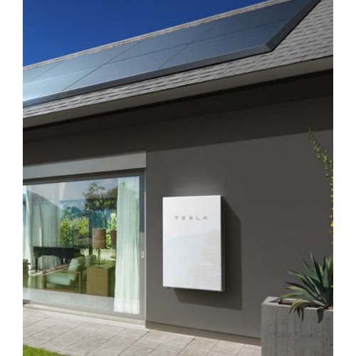 Lovelace Electrical   4 KW solar PV system & Powerwall 2